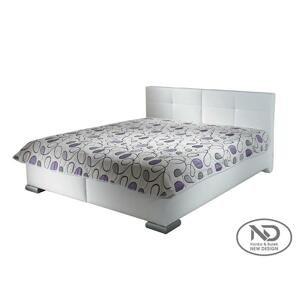 New Design  Manželská posteľ Dina 160 Varianta: s roštom / s matracom TERAFLEX