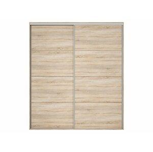 BRW Dvere skrine: NADIR - FRN/210/220 Farba: dub sonoma
