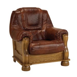 Pyka Kožená sedacia súprava ROMA Prevedenie: Kreslo