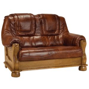 Pyka Kožená sedacia súprava ROMA Prevedenie: 2-sed