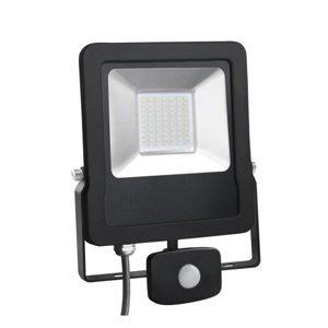 Vonkajší LED reflektor s čidlom Max-Led 9342 STAR PREMIUM 10 W 4500K