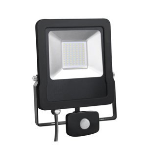 Vonkajší LED reflektor s čidlom Max-Led 9335 STAR PREMIUM 10 W 3000K
