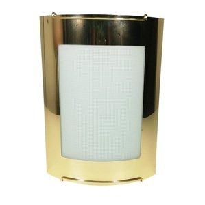 Nástenné svietidlo 3224 PEQUA Quattro M zlatá
