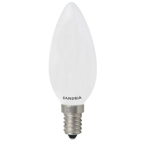 LED žiarovka Sandy LED  E14 S2144 4W OPAL teplá biela