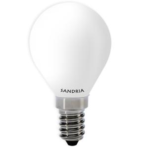 LED žiarovka Sandy LED  E14 S2199 4W OPAL neutrálna biela