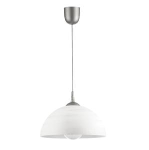 Kuchynský luster Lampex 588/H strieborný