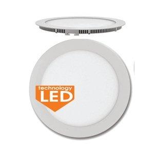 LED svietidlo GTV Oris 19W 4000K zapustené LD-ORW19W-NBP neutr. biela