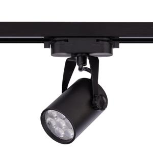 Svietidlo do lišty Nowodvorski 8318 PROFILE STORE LED 7 W 3000K čierna