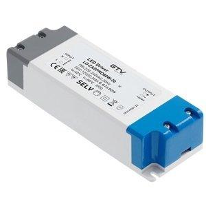 LED trafo GTV 80 W 12V DC LD-ZASPRO80W-30