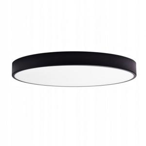 Stropné svietidlo Temar CLEO 800 CR čierna IP20