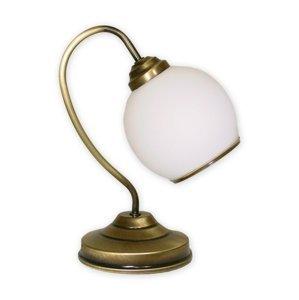 Stolná lampička Lemir 288/L1 RODOS patina
