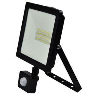 Vonkajší LED reflektor SANDY LED R2335 50W SMD 4000K s pohybovým senzorom