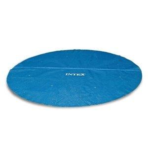 Solárna plachta modrá pre bazény s Ø hladiny 3,05 m