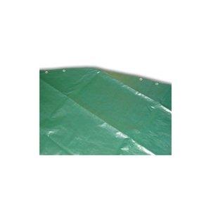 Krycia plachta pre oválne bazény Miami / Orlando Premium SUPREME 3,66 x 7,32 m - zelená