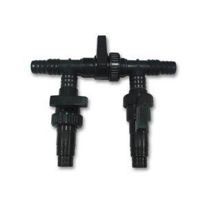 Trojcestný regulačný ventil