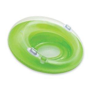 Sedadlo vodné nafukovacie - zelené
