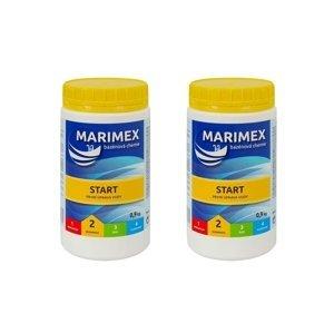 Marimex Štart 0,9 kg - sada 2 ks