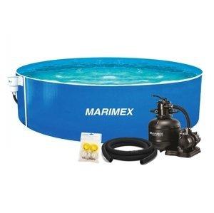 Bazén Orlando 4,57x1,07 m s pieskovou filtráciou a príslušenstvom