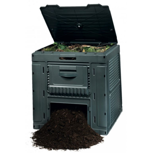 Keter E-kompostér 470L s podstavcem