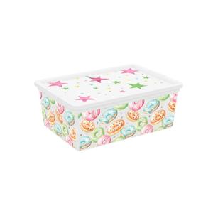 Plastový úložný box KIS C PORTOBELLO - S
