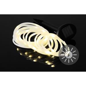Záhradná svetelná reťaz Garth - 50 x LED dióda teplá biela