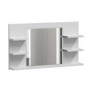 Zrkadlo do kúpeľne LUMO L5 biely mat