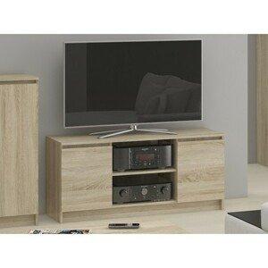 TV stolík RTV K120 dub sonoma