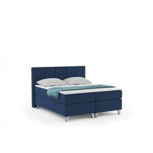 Čalúnená posteľ ATLANTIC vrátane úložného priestoru 160x200