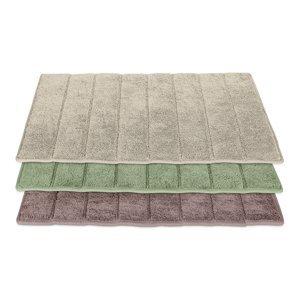 Kúpeľňová rohožka Adaptive Dormeo, 50x70 cm, GREEN LUSH