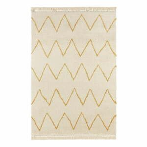 Krémovobiely koberec Mint Rugs Ruby, 160x230cm