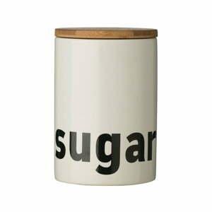 Dóza na cukor z dolomitu Premier Housewares, ⌀ 10cm