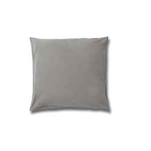 Béžová bavlnená obliečka na vankúš Casa Di Bassi Softtouch, 80×80cm