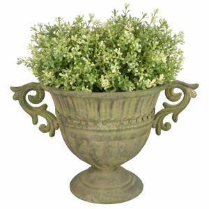 Kovová vysoká váza na kvetiny Esschert Design