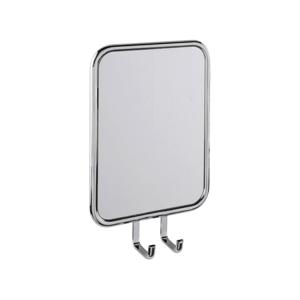 Samodržiace zrkadlo s háčikmi Wenko Express-Loc