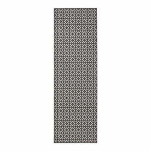 Sivo-biely behúň Zala Living Cook & Clean Zelda, 60×180cm