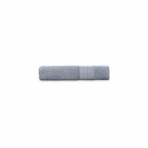 Sada 4 svetlosivých bavlnených uterákov Muller Textiels, 50 × 100 cm