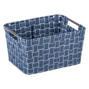 Veľký modrý košík Wenko Fedra