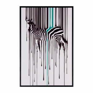 Obraz sømcasa Zebra, 40×60 cm