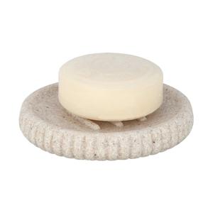 Béžová podložka na mydlo Wenko Cantaloupe