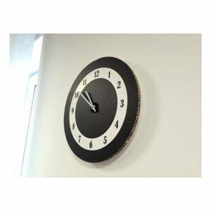 Kruhové nástenné popisovacie hodiny Unlimited Design for kids