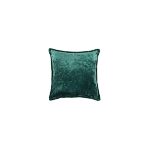Zelený vankúš White Label Tess, 45×45cm