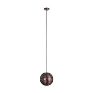 Závesné svietidlo Dutchbone Round, Ø30 cm