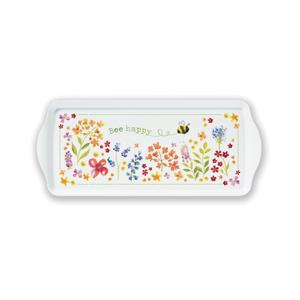 Plastová tácka Cooksmart ® Bee Happy