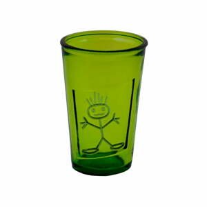 Zelený pohár Esschert Design Zeus, 0,3 l