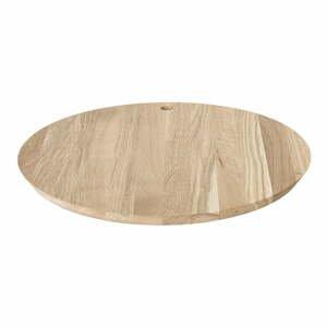 Guľatá dubová doštička Blomus, Ø30 cm