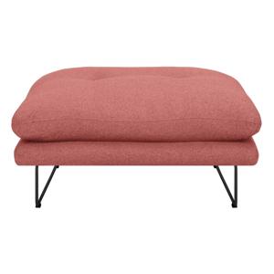 Ružová podnožka Windsor & Co Sofas Comet