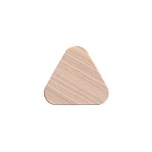 Nástenný háčik z dubového dreva na kabáty HARTÔ Leonie, Ø8 cm