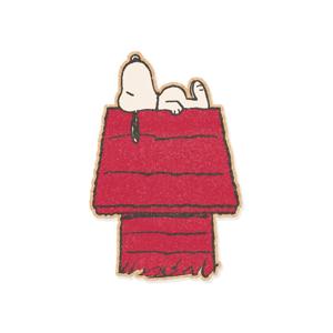Korková dekorácia Really Nice Things Snoopy