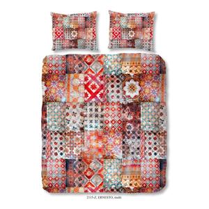 Obliečky na dvojlôžko z bavlneného saténu Muller Te×tiels Kento, 200×240 cm
