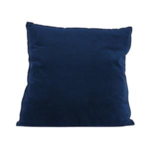 Modrý bavlnený vankúš PT LIVING, 60×60 cm